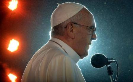 Ferenc pápa Brazíliában, 2013 júliusa