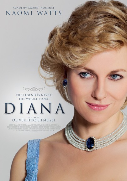 A Diana című film plakátja