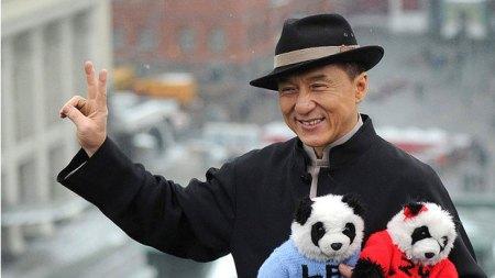 Jackie Chan kínai akciósztár