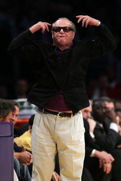 Jack Nicholson Oscar-díjas színész