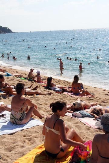 Costa Brava, a híres vadpart a spanyol tengerparton (Fotó: Mészáros Márton)