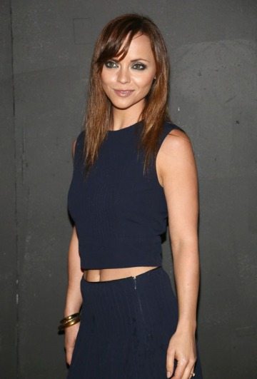 Chirstina Ricci amerikai színésznő