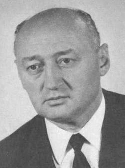 Biszku Béla volt kommunista belügyminiszter