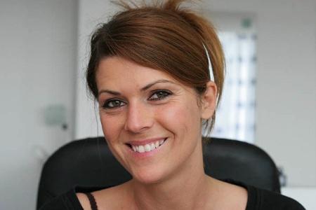 Jaksity Kata műsorvezető