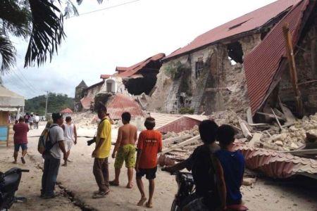 Richter-skála szerinti 7,2-es erősségű földrengés rázta meg a térséget