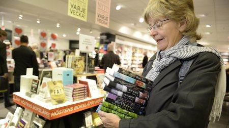 Megrohamozták a könyvesboltokat Alice Munro könyveiért