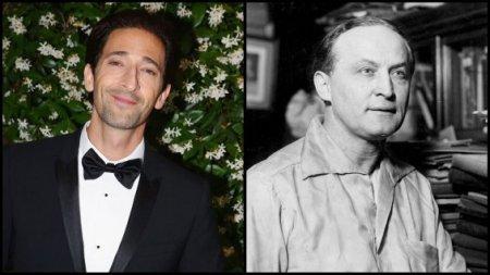Adrien Brody amerikai színész és Harry Houdini szabadulóművész