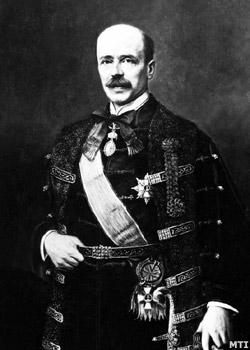 Gróf Bethlen István miniszterelnök (1874-1946)