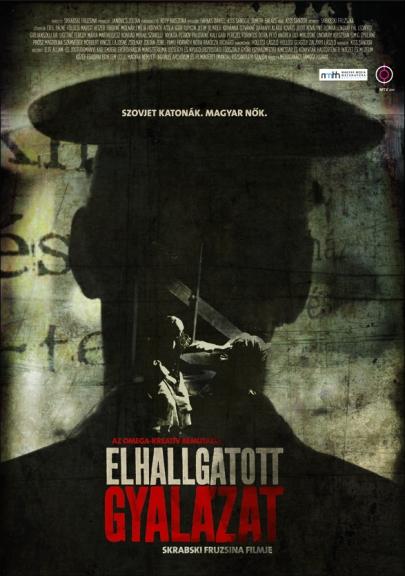 Az Elhallgatott gyalázat című film plakátja