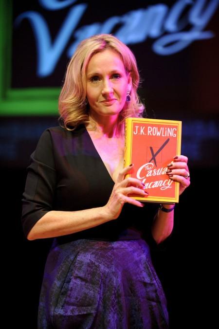 J. K. Rowling brit regényíró