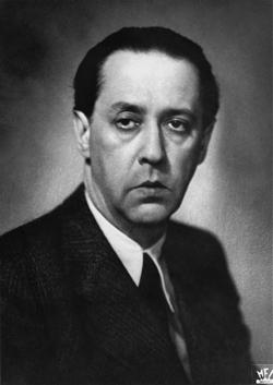 Márai Sándor (Kassa, 1900. április 11. – San Diego, Kalifornia, 1989. február 21.) magyar író- költő