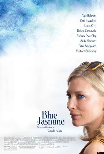 Woody Allen Blue Jasmine című filmjének posztere