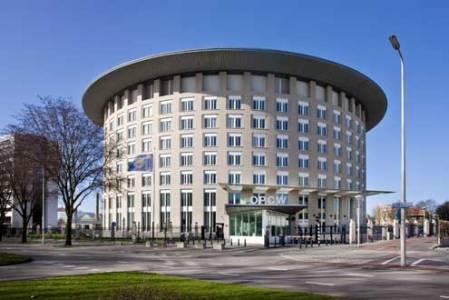 A Vegyifegyver-tilalmi Szervezet (OPCW) hágai székhelye