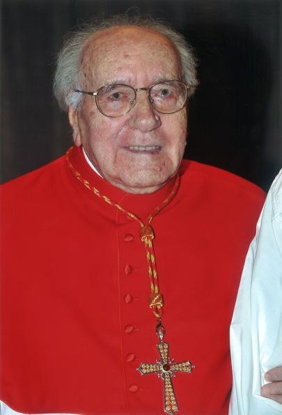 Domenico Bartolucci olasz bíboros (1917-2013)