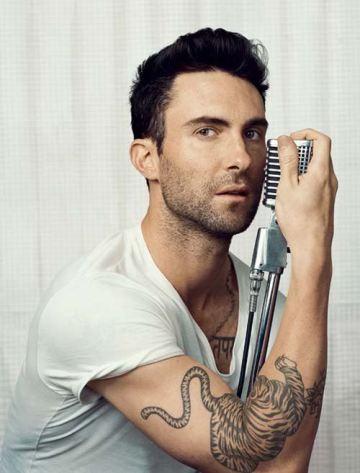Adam Levine amerikai énekes