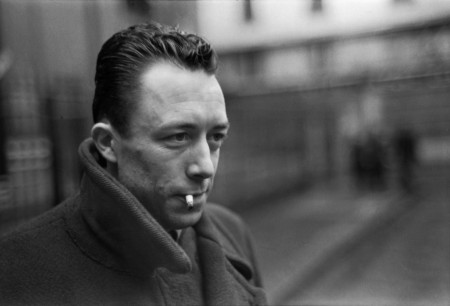 Albert Camus Nobel-díjas francia író (1913-1960)