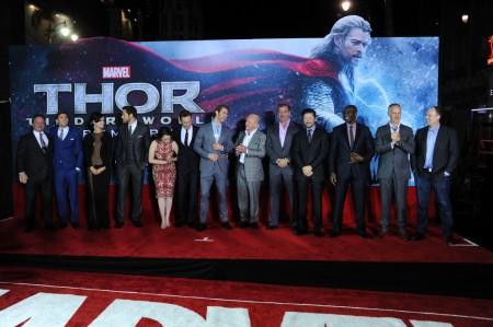 Thor: Sötét világ (Thor: The Dark World) című film szereplőgárdája