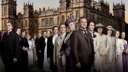 Downton Abbey című brit-amerikai sorozat főszereplői