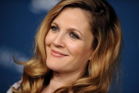 Drew Barrymore amerikai színésznő