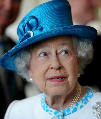 II. Erzsébet brit királynő