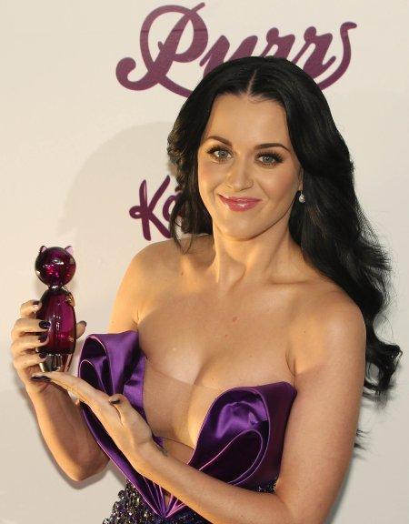 Katy Perry amerikai énekesnő
