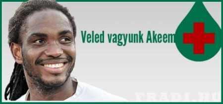 Akeem Adams trinidadi labdarugó, a Ferencváros játékosa (1991-2013)
