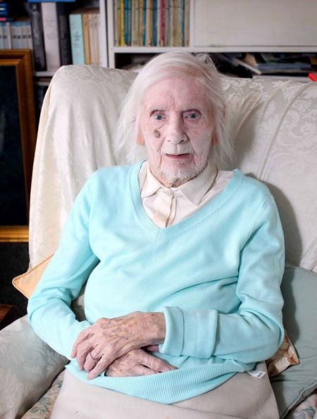 Ida Pollock írónő, a világ legidősebb romantikus szerzőnője (1908-2013)