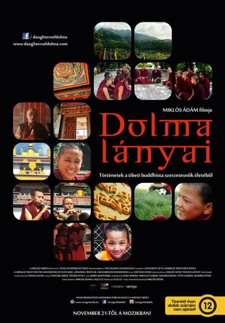 A Dolma lányai című film plakátja