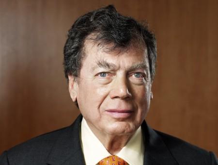 Edgar Bronfman amerikai milliárdos (1929-2013)