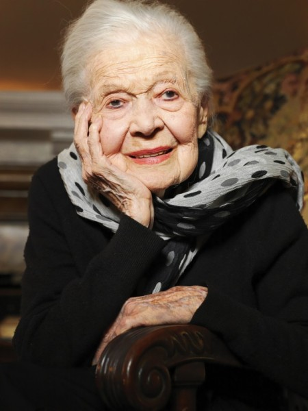 Eggerth Márta magyar énekes-színésznő (1912-2013)
