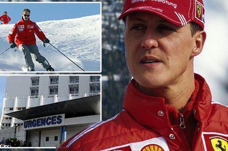 Michael Schumacher német pilóta