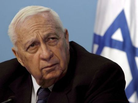 Ariel Saron volt izraeli miniszterelnök (1928-2014)