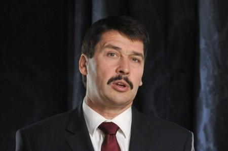 Áder János magyar államfő
