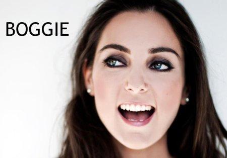 Boggie énekesnő