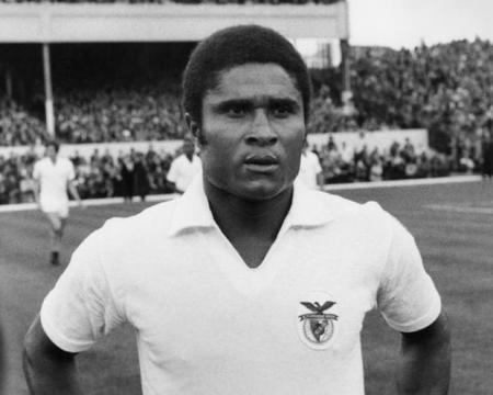Eusébio egykori portugál labdarúgóbajnok (1942-2014)