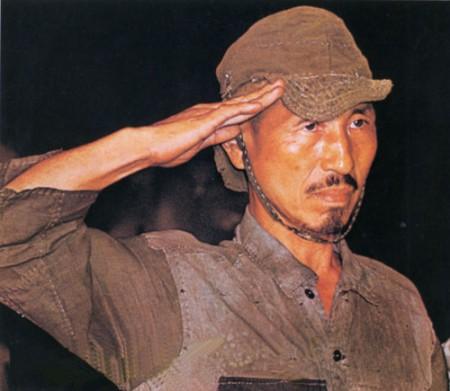 Onoda Hiroo japán második világháborús katona (1922-2014)