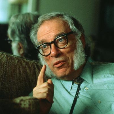 Isac Asimov orosz-amerikai sci-fi író