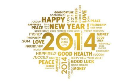 Újévi jókívánságok