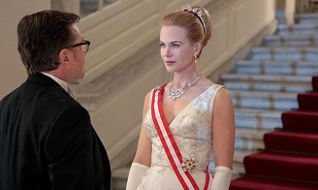 Nicole Kidman a Grace of Monaco című film egyik jelenetében