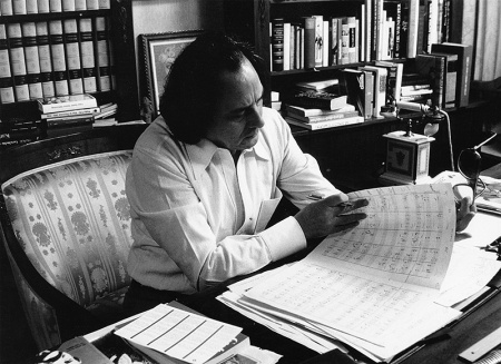 Riz Ortolani olasz zeneszerző (1926-2014)