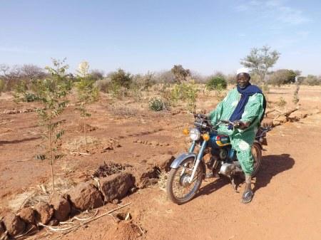 Yacouba Sawadogo, Burkina Fasó-i farmer