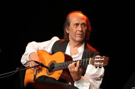 Paco de Lucía spanyol flamencogitáros (1947-2014)