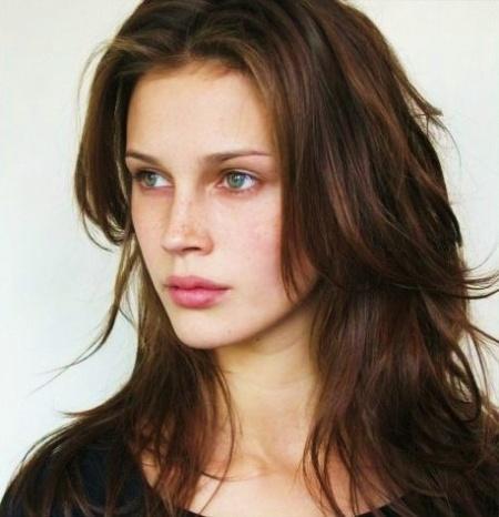 Marine Vatch francia modell-színésznő