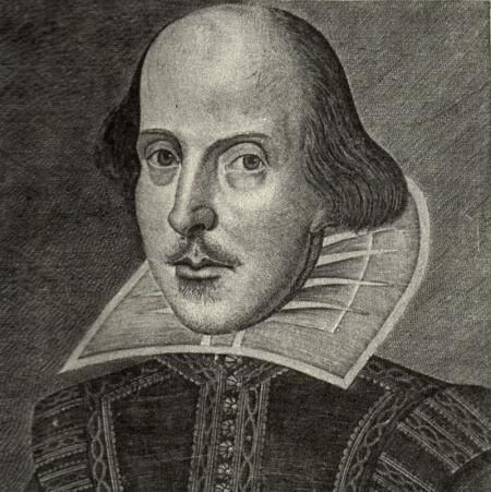 William Shakespeare angol drámaíró