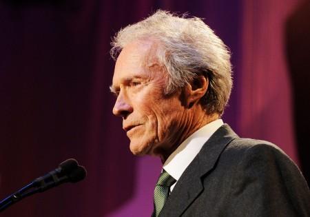 Clint Eastwood Oscar-díjas amerikai színész-rendező