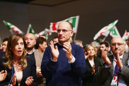 Enrico Letta olasz miniszterelnök