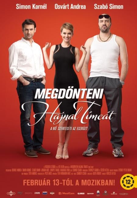 A Megdönteni Hajnal Tímeát című film plakátja