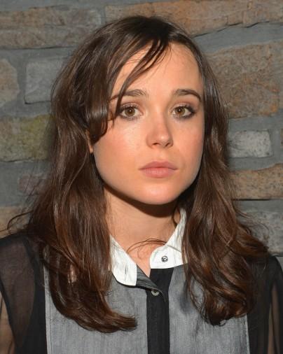 Ellen Page amerikai színésznő