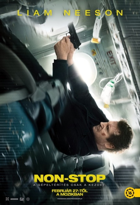 A Non-Stop című film posztere