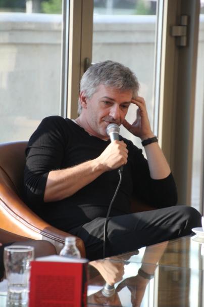 Alföldi Róbert színész-rendező, a Nemzeti Színház volt igazgatója (Fotó: Mészáros Márton)